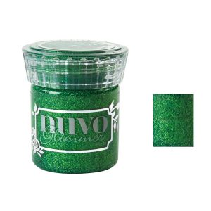 Nuvo Glimmer Paste - Emerald Green class=