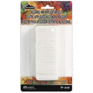 Tim Holtz Ranger Alcohol Ink Applicator Felt class=