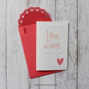 Concord & 9th Faith & Love Stamp Set class=