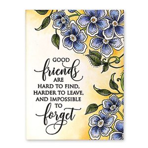 Penny Black Happy Wishes Clear Stamp Set class=