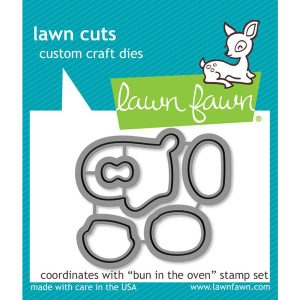 Lawn Fawn Bun In The Oven Lawn Cuts