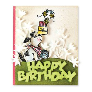Penny Black ...Birthday Creative Dies class=