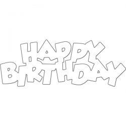 Penny Black ...Birthday Creative Dies
