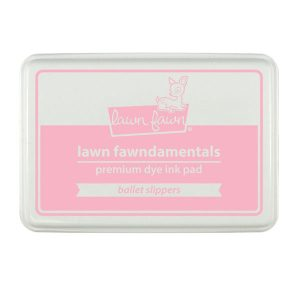 Lawn Fawn Ballet Slippers Ink Pad