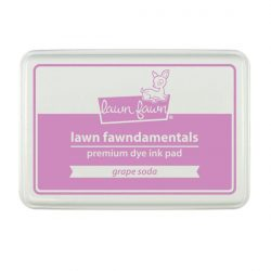 Lawn Fawn Grape Soda Ink Pad