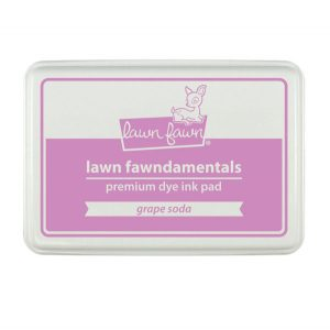 Lawn Fawn Grape Soda Ink Pad class=