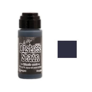 Tim Holtz Distress Stain - Black Soot