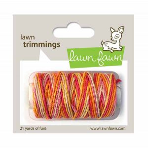 Lawn Fawn Trimmings Pink Lemonade Single Cord