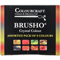 Brusho Crystal Colour Set