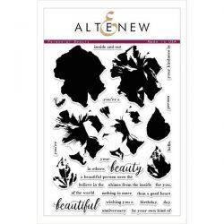 Altenew Perennial Beauty Stamp Set