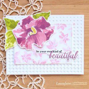 Altenew Perennial Beauty Die Set class=
