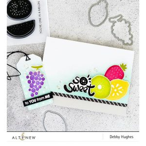 Altenew Simple Fruits Stamp Set class=