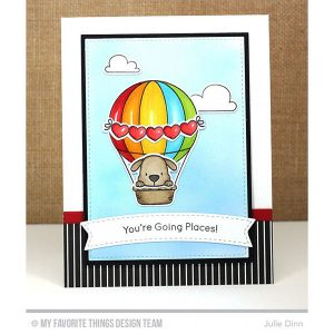 My Favorite Things Up In The Air Stamp Set class=