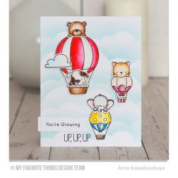 My Favorite Things Up In The Air Stamp Set