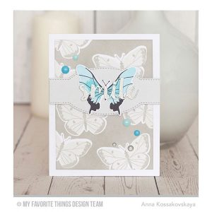 My Favorite Things Die-Namics Beautiful Butterflies class=