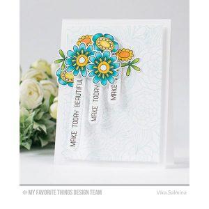 My Favorite Things Die-Namics Springtime Blooms class=
