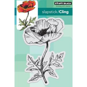 Penny Black Dynamic Slapstick/Cling Stamp