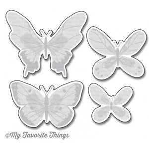 My Favorite Things Die-Namics Beautiful Butterflies