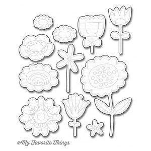 My Favorite Things Die-Namics Springtime Blooms