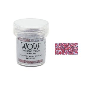 WOW! Ho Ho Ho Embossing Powder