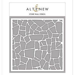 Altenew Stonewall Stencil