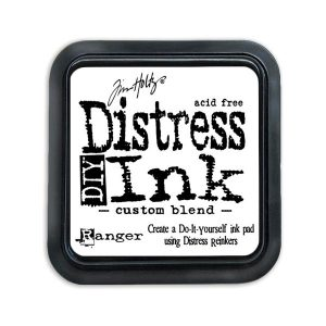 Tim Holtz DIY Distress Ink Pad - Custom Blend