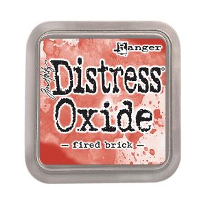 Tim Holtz Distress Oxide Ink Pad – Fired Brick