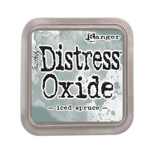 Tim Holtz Distress Oxide Ink Pad – Iced Spruce