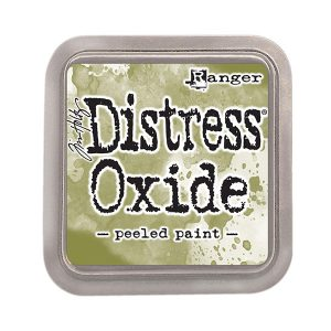 Tim Holtz Distress Oxide Ink Pad – Peeled Paint