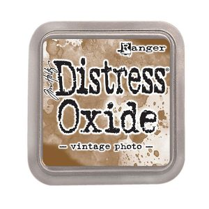Tim Holtz Distress Oxide Ink Pad - Vintage Photo