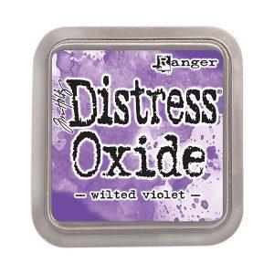 Tim Holtz Distress Oxide Ink Pad – Wilted Violet