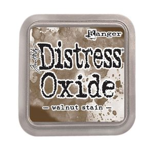Tim Holtz Distress Oxide Ink Pad – Walnut Stain