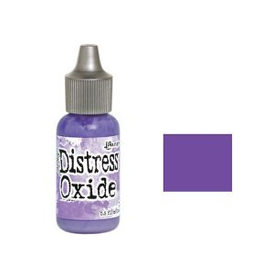 Tim Holtz Distress Oxide Reinker - Wilted Violet class=
