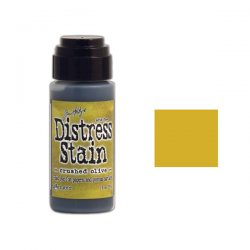Tim Holtz Distress Stain - Crushed Olive
