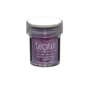 WOW! Frozen Berries Embossing Glitter