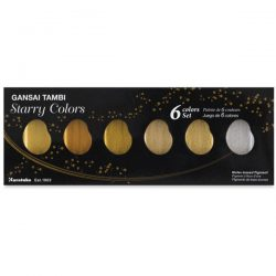 Kuretake ZIG Gansai Tambi Mica Watercolors - Starry Colors