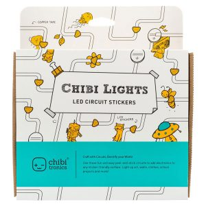 Chibitronics Chibi Lights LED Starter Kit