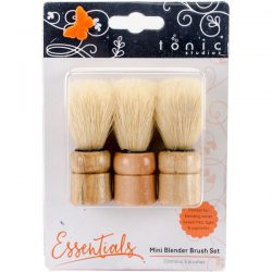 Tonic Studios Mini Blender Brush Set -  3/Pkg