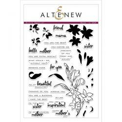 Altenew Extra Special Stamp Set