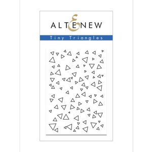 Altenew Tiny Triangles Stamp Set class=