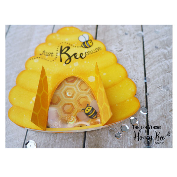 Honey Bee Stamps Busy Bees Stamp Set - The Foiled Fox - photo#38
