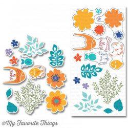 My Favorite Things Exquisite Ocean Stamp Set