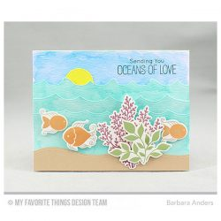 My Favorite Things Exquisite Ocean Stamp Set
