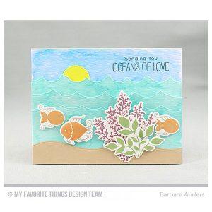 My Favorite Things Die-Namics Exquisite Ocean class=