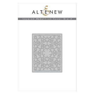 Altenew Layered Medallions Cover Die A class=