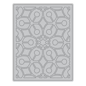 Altenew Layered Medallions Cover Die B