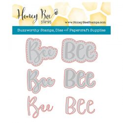 Honey Bee Stamps Bee-You-Tiful Honey Cuts