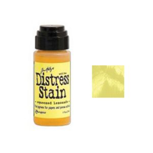 Tim Holtz Distress Stain - Squeezed Lemonade