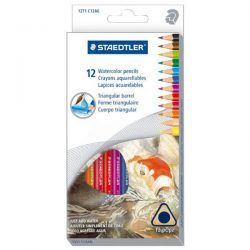 Staedtler Triangular Watercolor Pencil Set of 12