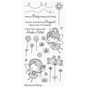 My Favorite Things Fairy Happy Stamp Set